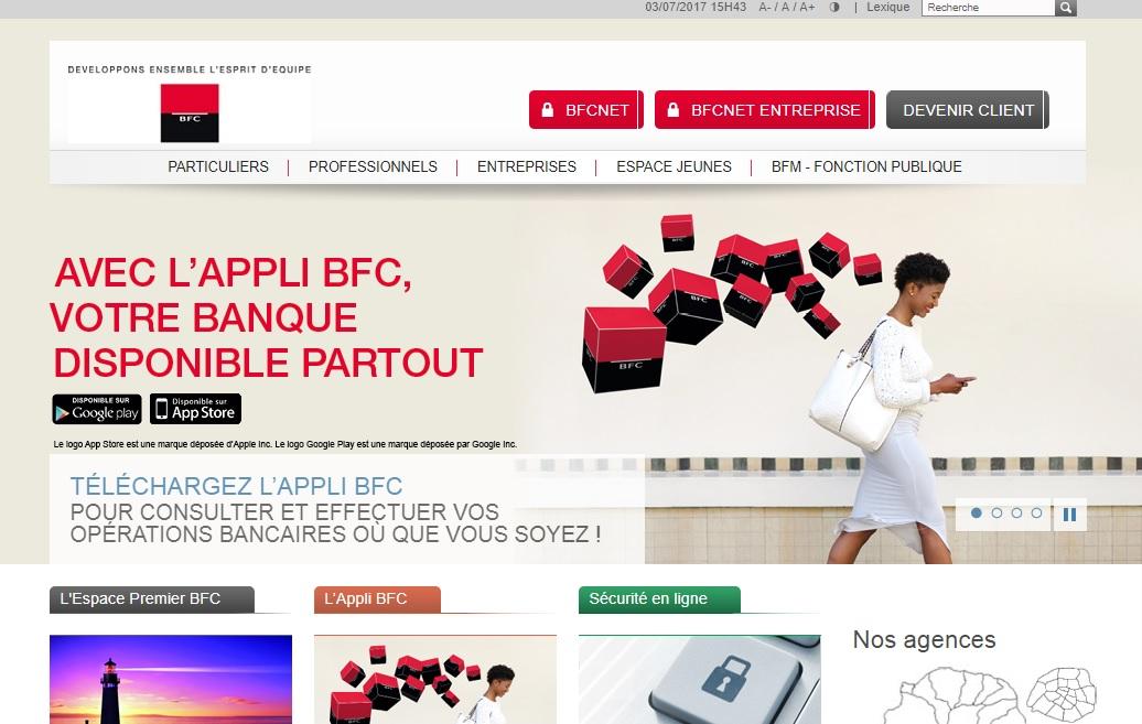 bfcoi.com Banque Française Commerciale Océan Indien Réunion et de Mayotte le port