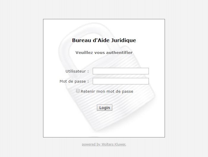 frontbaj.be Bureau d'Aide Juridique front Baj Avocat Belgique Bruxelles Droit gratuite
