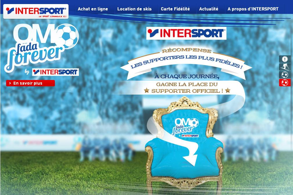 intersport.fr articles de sport en ligne location ski velo France chaussures lomme