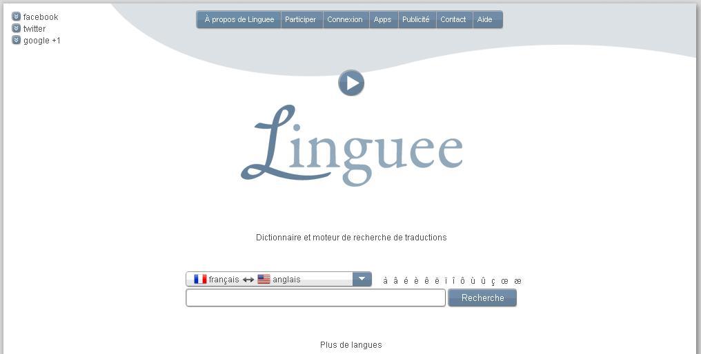 linguee.fr Dictionnaire anglais français Allemand Arabe Traduction Translation portugais Deutsch
