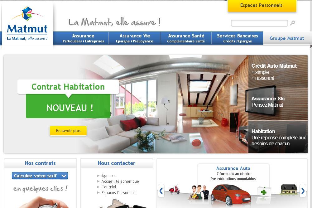 matmut.fr mutuelle assurance auto moto habitation vis sante devis rouen montpellier toulouse