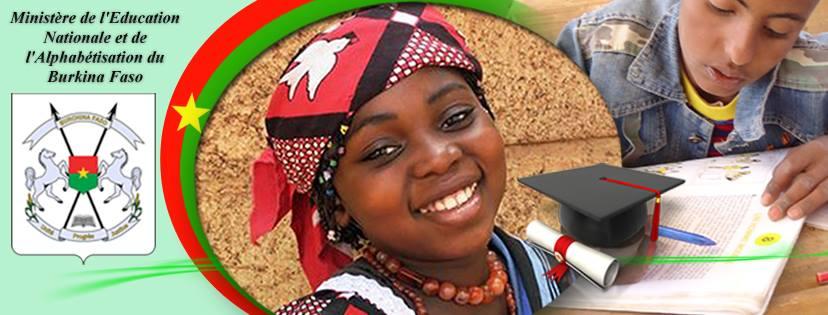 mena.gov.bf Ministère de l'éducation nationale et de l'alphabétisation Burkina Faso