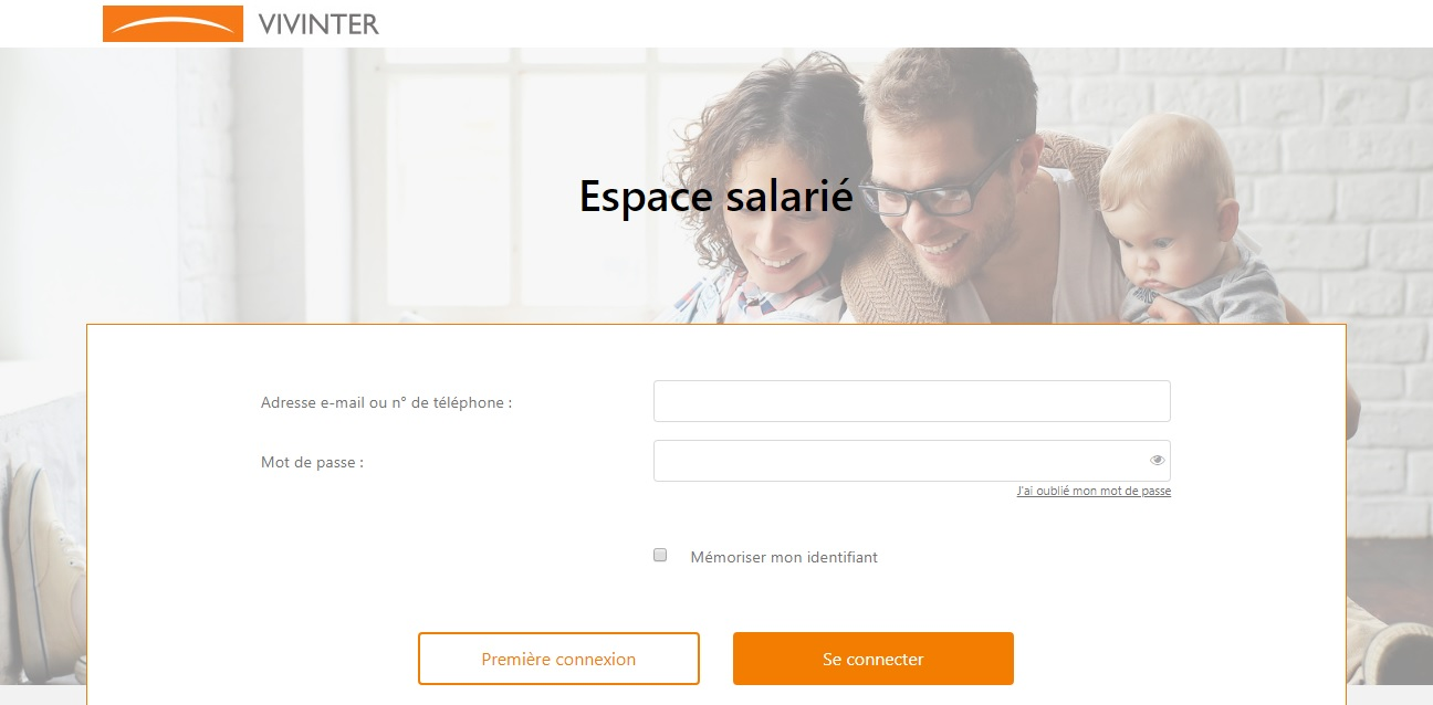 salarie.vivinter.fr Espace Vivinter salarié mutuelle de remboursement prime et avis télécharger devis g2s reclamation