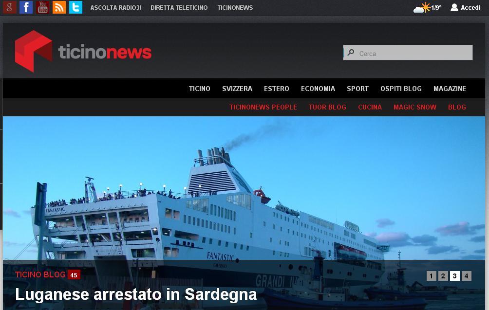 ticinonews.ch Tessin en directe Teleticino et Radio 3i et news Sport foto Ticinonline fuorigioco