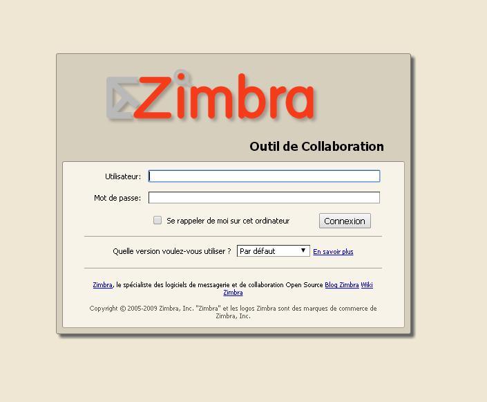 webmail.edunet.tn Service Boite Messagerie Edunet mail Tunisie zimbra édunet net smtp